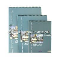 CANSON 엠보싱 스케치북 200g/㎡  4절