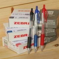 [Zebra] 0.4mm 얇은 중성펜-일본 제브라 사라사 JJS3K 1다스(12자루)