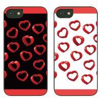 아이폰X케이스 Heart pattern 스타일케이스