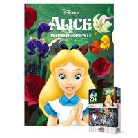 204피스 직소퍼즐 - 이상한 나라의 앨리스 (미니)