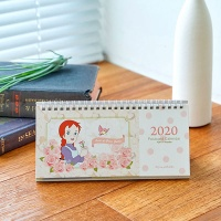 빨강머리앤 포스트카드 캘린더