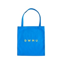 DWMU_A015 에코백 - 블루