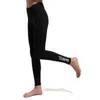 Nine Surf Pants Black