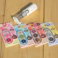 [KOKUYO] 다이어리,앨범,봉투,선물포장에.. 일본 고쿠요 꾸미기 스티커 Donut seal stamp 리필 HC451