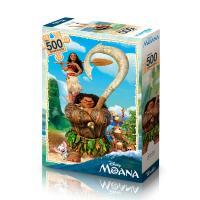 [500조각 유아동 직소퍼즐]모아나-나는 전설이다(500-20)