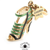 [참스홀릭]Jimmy high heels sandal shoes charm cks046