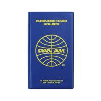 [PANAM] BUSINESSCARD HOLDER_ BLUE