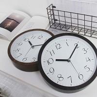 우드스타일벽시계(2COLOR)