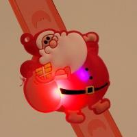 LED점등 산타팔찌