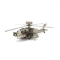 [이노메탈퍼즐] 헬리콥터 금속조립키트 (000249)메탈웍스