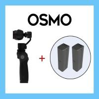 당일배송[DJI] OSMO  사은품 증정 배터리2개 4K카메라 흔들림없는촬영 핸드헬드짐벌 액션캠 휴가철필수품 촬영캠 오스모