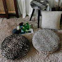 animal sitting cushion(좌식쿠션)