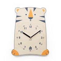 [BEZIT] BRAVE TIGER Wall Clock(무소음벽시계)