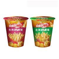 카디나 포테이토 프라이 컵 40g/감자칩 봉지과자 감자