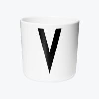 디자인레터스 멜라민 컵 V