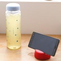리모쥬 스타 보틀 500ml+스마트폰 거치캡(레드)
