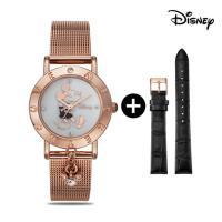 Disney 월트디즈니 미키 메탈시계 OW-035DBRM