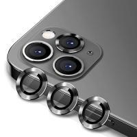아이폰12 PRO MAX 렌즈 메탈링 보호필름