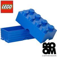 레고 블럭정리함8 블루 40041731