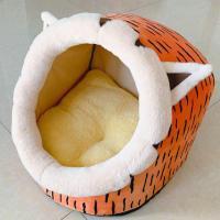 고양이집 하우스 쿠션 방석 CT-7787 애니