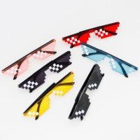 픽셀 인싸 선글라스 모자이크 컬러 선글라스(6colors)