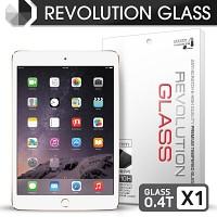[프로텍트엠] 레볼루션글라스 0.4T 강화유리 방탄액정보호필름 아이패드미니1/2/3/iPad mini1/2/3