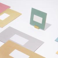 심플 폴딩 카드 세트 (4매 SET)