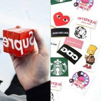 [무료배송] 슈프림 스트릿 브랜드 스티커팩