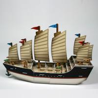 3D입체퍼즐 보물선 정화의 보선 [CK010]