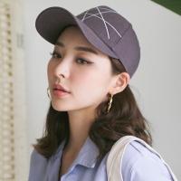 스타 별 남여공용 캡 모자