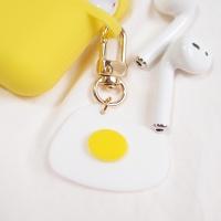 [에어팟 키링] 계란후라이 브런치