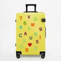 [롤리트롤리] 알파벳 숫자 캐리어 스티커
