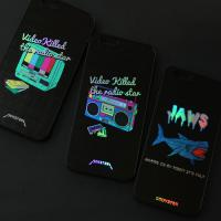 MOKSTER POP ART EDITION(6TYPE) 갤럭시S8 TWINKLE CASE