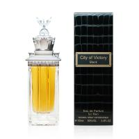 [LA CUBICA]City of Victory Black EDP 남성향수100ml