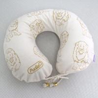 Neck Pillow _Yellow Lion