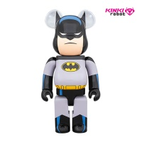 1000%BEARBRICK BATMAN ANIMATED SET(1911040)