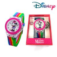 [Disney] 디즈니 미니 아동 젤리 손목시계 (MN1172)