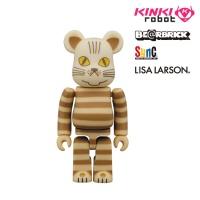[KINKI ROBOT] 리사라손 베어브릭 100%BEABRICK MIA by Lisa Larson (1609007)