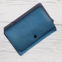 전자파차단 원단의 파우치 Type..웍스 여권지갑-카뎃 블루 No.8880 HA223-3
