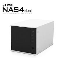 [아이피타임] ipTIME NAS4 dual 네트워크스토리지
