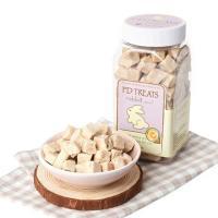 천연간식 동결건조 원육 소용량 (토끼고기 40g)