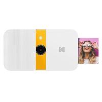 코닥 스마일 디지털 즉석카메라 - 화이트/옐로우