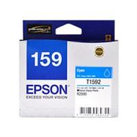 엡손(EPSON) 잉크 C13T159290 / NO.159 / Cyan / Stylus Photo R2000