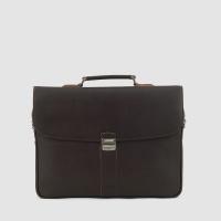 남자 서류가방 로터프 LO-0121 DBR