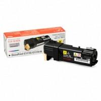 후지제록스(FUJI XEROX)토너 CT201117 / Yellow / DocuPrint C1110,C1110B / 2,000매 출력