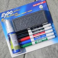 [SANFORD] Made in U.S.A 얇은닙-샌포드 엑스포 화이트 보드마카 Fine 세트 HF115-1