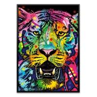 1000조각 직소퍼즐▶ 사나운 호랑이 (HE29766)