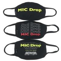 [BTS 공식라이센스] MIC DROP 패션면마스크