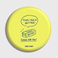 [어프어프] 손거울 Good for you butter-yellow