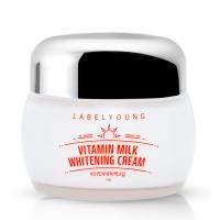 [라벨영] 쇼킹비타민우유크림/기미,주근깨 지우개